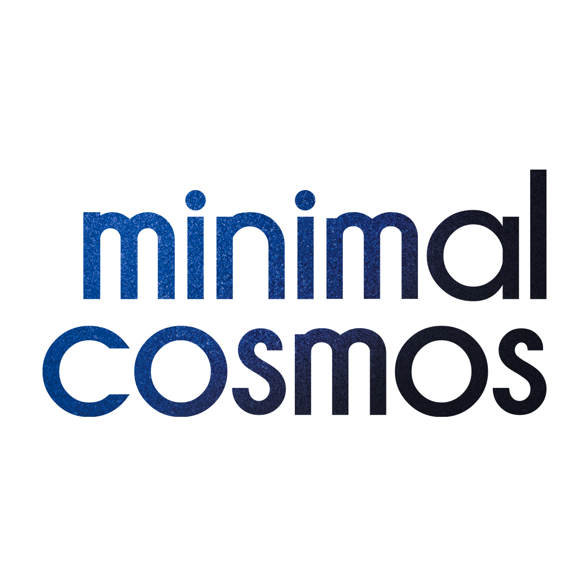 logo minimal cosmos